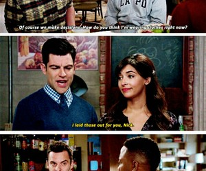 funny, schmidt, and show image