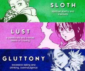 anime and nanatsu no taizai image