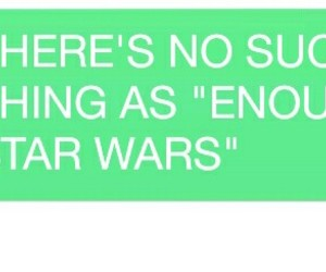 star wars and text messages image
