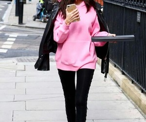 fashion, gorgeous, and pink image