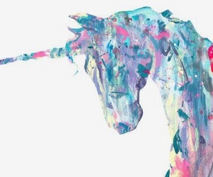 unicorn, wallpaper, and art image