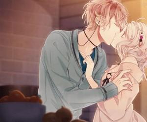 diabolik lovers, yui, and kiss image