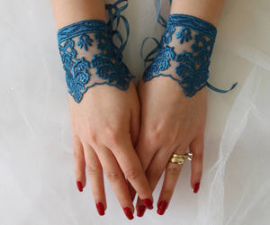 etsy, bridal gloves, and costume gloves image