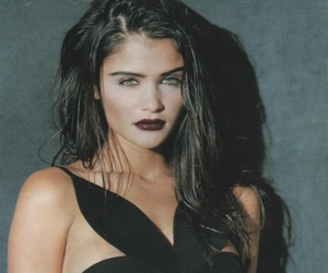 model, 90s, and helena christensen image
