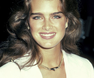 90s, brooke shields, and vintage image