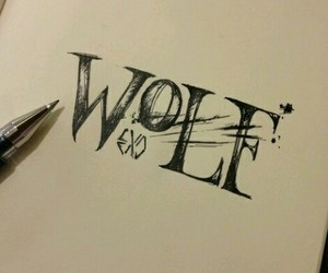 exo and wolf image