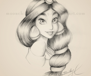 jasmine and disney image