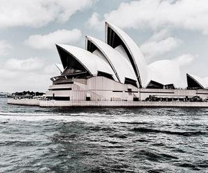 australia, sidney, and beach image
