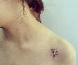 little and tattoo image