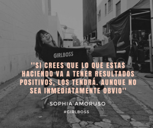 quotes, girl boss, and sophia amoruso image