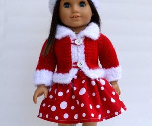 doll clothes, etsy, and american girl doll image