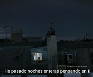 frases, night, and frases en español image