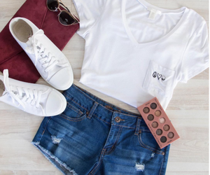 basic, fashion, and outfit image