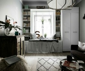 home decor and vintage apartment image
