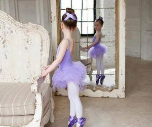ballet, lavender, and ladysuzanne image
