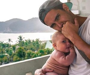 baby, family, and btr image