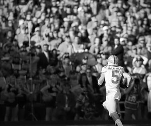 college football, rose bowl, and christian mccaffrey image