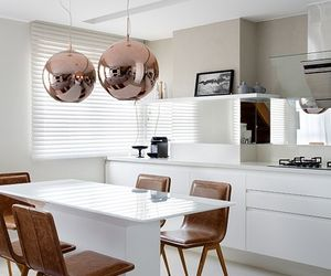 decor, decoration, and kitchen image