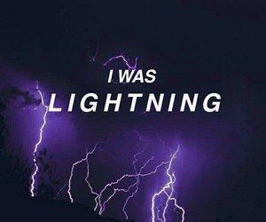 lightning, storm, and thunder image