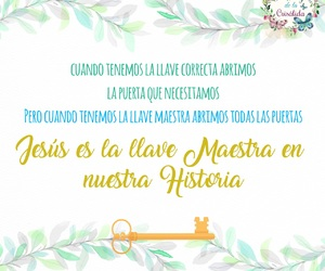 frases, jesús, and dios image