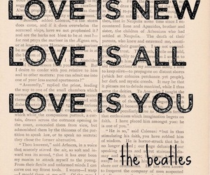 love, the beatles, and you image