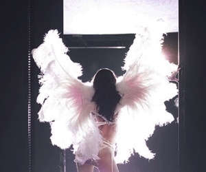 angel, Victoria's Secret, and fashion image