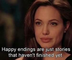 Angelina Jolie, quotes, and brad pitt image