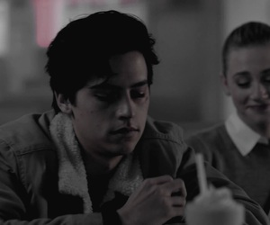 dark, grunge, and cole sprouse image