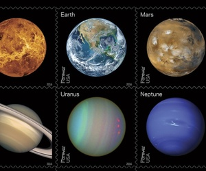 nasa, planets, and solar system image