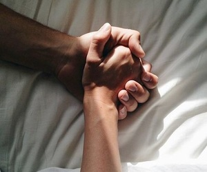 beautiful, couple, and cuddle image