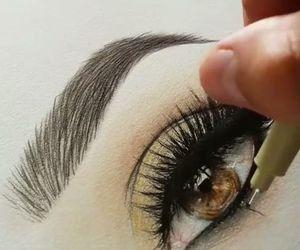 art, pen, and beautiful image