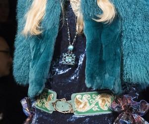 Anna Sui, fashion, and haute couture image