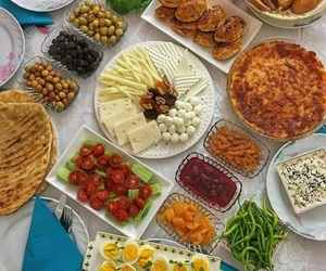 turkish breakfast, kahvaltı, and pazar sabahı image
