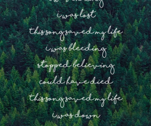 Lyrics, quotes, and simple plan image