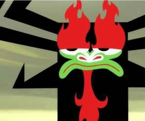 awesome, evil, and aku image
