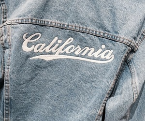 california, theme, and style image