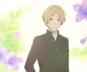 anime, natsume yuujinchou, and natsume's book of friends image