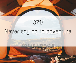 adventure, camp, and chic image