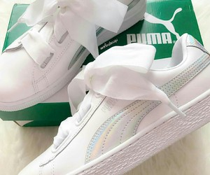 popular, puma, and shoes image