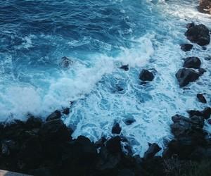 blue, beautiful, and ocean image
