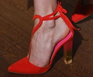 heels, vogue, and schiaparelli image