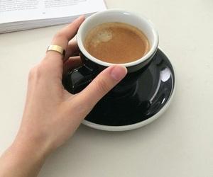 aesthetics, coffee, and lobe image