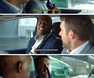 movie, ryan reynolds, and samuel l jackson image