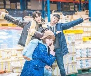 kdrama, cute, and nam joo hyuk image