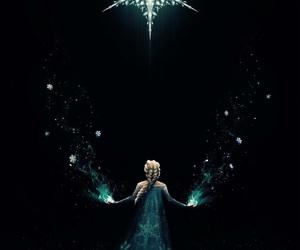 anna, disney, and magic image