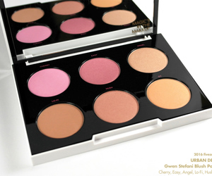 blush, gwen stefani, and palette image