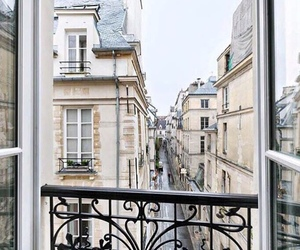 paris, building, and architecture image