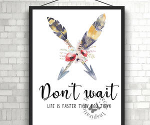 arrows, art print, and etsy image