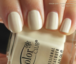 cream, nails, and ivory image