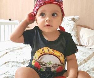 baby, big eyes, and child image